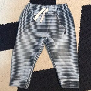 Oshkosh baby boy pull on pants size 12 mo